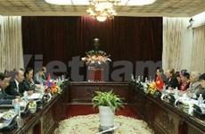 Vietnam, Laos enhance ethnic affairs exchange
