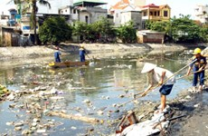 Cleaning up the capital city