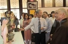 Exhibition celebrates Buddha's birthday