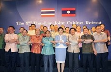 Thailand, Laos agree to boost bilateral cooperation