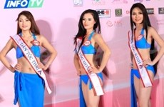 Miss Ethnic Vietnam enters semi finals