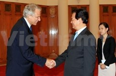 Vietnamese Prime Minister praises ties with France