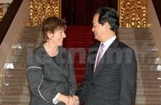 Vietnam wants to boost ties with Australia
