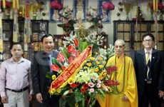 Nation celebrates Buddha's birthday