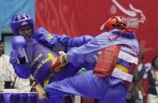 Vietnam dominates SEA Vovinam championships