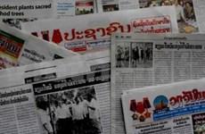 Lao media praises Vietnam Rubber Group