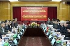 Vietnam, Laos strengthen inspection cooperation