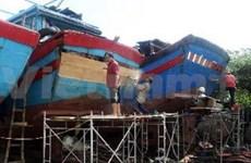 Programme calls for support for fishermen