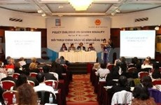 Five-year implementation of gender equality law discussed