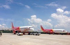 VietJetAir unveils two new Airbus planes