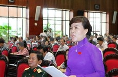 Law makers continue to debate draft laws