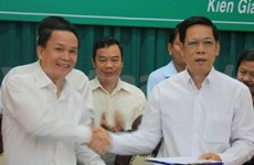 VNA, Kien Giang province sign cooperation agreement