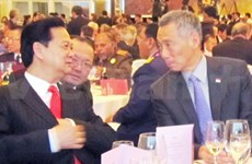 PM Dung talks about regional security challenges