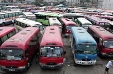 Hanoi asked to speed up bus plan