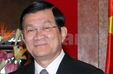 President Sang's visit to lift Vietnam-China ties