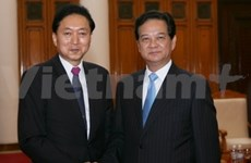 Vietnam hopes for enhanced ties with Japan