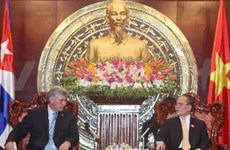 Vietnam, Cuba cement cooperative ties