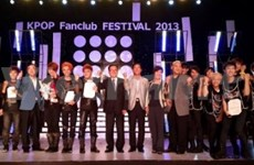 K-pop Fanclub Festival rocks Ho Chi Minh City