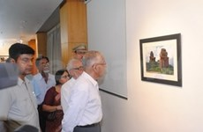 Exhibition tracks India's cultural vestiges in Vietnam