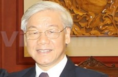 Party chief departs for Thailand