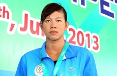VN leads ASEAN Schools Games with 16 golds