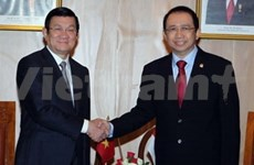 Vietnam-Indonesia joint statement stresses ties increase
