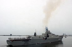 Vietnam-China joint sea patrol ends