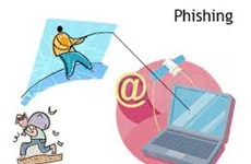 Vietnam badly affected by phishing