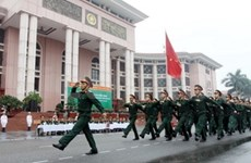 Vietnamese soldiers to join UN peacekeeping forces