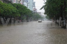 Northern provinces hit by floods, rains