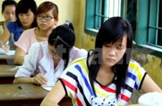 Over 800,000 students sit for university exams