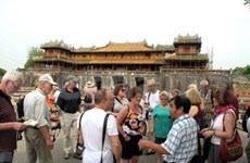 Hue attracts 1.5 million tourists in first half