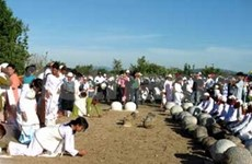 Cham Muslims in Binh Thuan welcome New Year