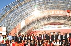 Students' vocational achievements praised