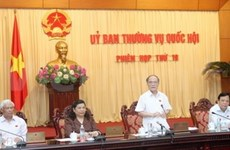 NA Standing Committee convenes 19th meeting