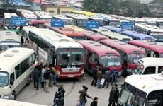 Hanoi moves to address bus station overload