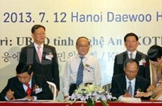 RoK's investment promoted in Nghe An province
