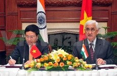 FM highlights outcomes of Vietnam-India Joint Commission