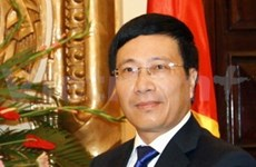FM spotlights Vietnam-India bonds for peace