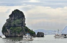 Ha Long Bay ranks 6th among top 10 sailing cruises