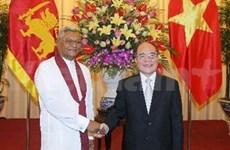 Vietnam treasures ties with Sri Lanka