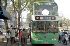 HCM City to achieve public transportation target