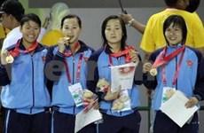 Vietnam confident before SEA Games 27