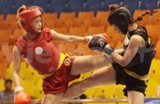 Young wushu talents get chance to show off