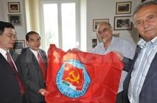 Vietnamese magazine delegation makes Italy visit