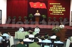 Mekong Delta urged to step up regional links