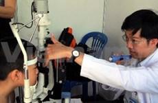 Vietnam-Australia eye care project reviewed