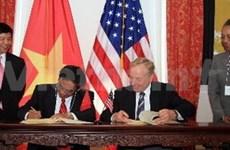 Vietnam - US ties move forward