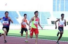Local competitors top int'l athletics tournament