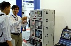 Electrical equipment and energy exhibitions open in HCM City